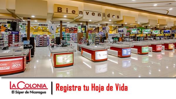 Ofertas de trabajo supermercado la colonia Nicaragua