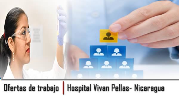 Ofertas de empleo hospital vivian pellas