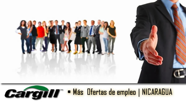 Oferta de empleos Cargill