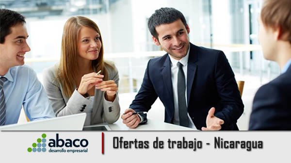 Ofertas de empleo abaco managua nicaragua