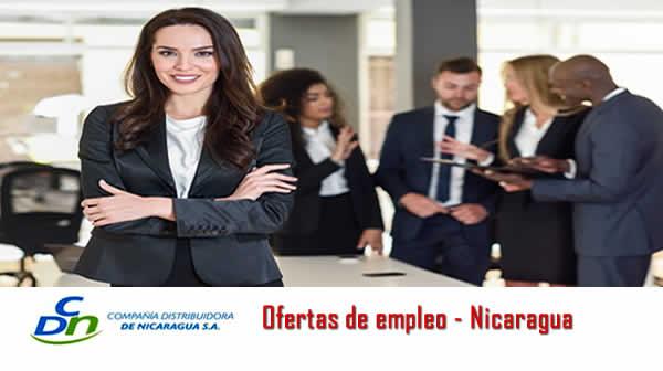 Ofertas empleo CDN Nicaragua