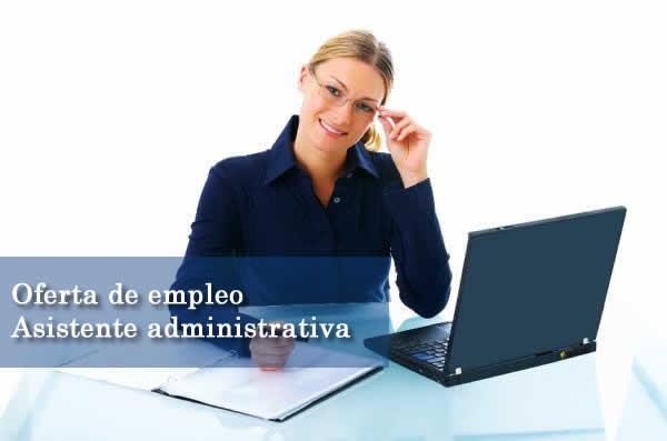 Oferta de empleo asistente administrativa Costa Rica