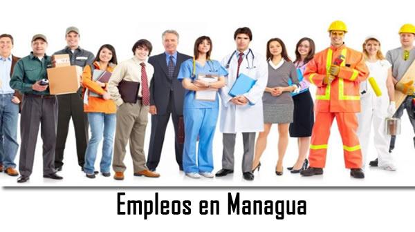 Ofertas de trabajo en managua