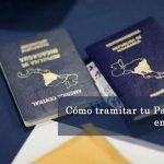 Requisitos y Pasos para trámite de Pasaporte Nuevo o Reposición en Nicaragua