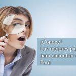 Las mejores páginas para buscar de empleo en Perú