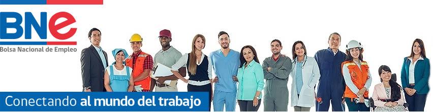 Ofertas de empleo en Bolsa Nacional de Empleo chile