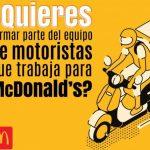 Recluta: McDonald's Nicaragua